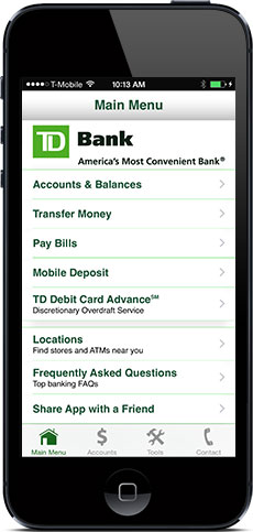 Safe Auto Phone Number >> Free Online Bill Pay | TD Bank