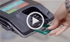 Using your new chip card video