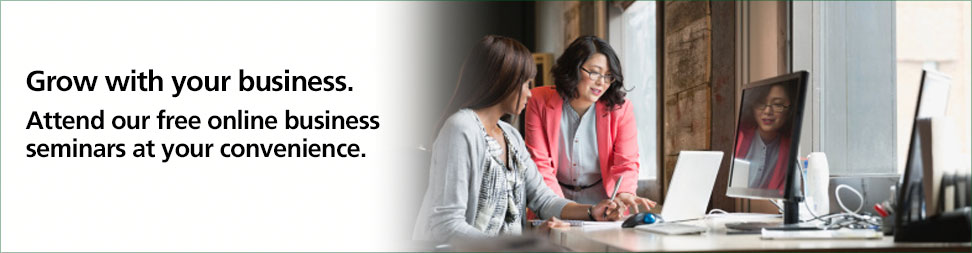 Free Online Small Business Tutorials & Workshops | TD Bank