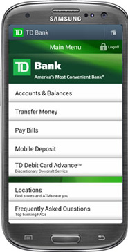 Td auto finance pay by phone number